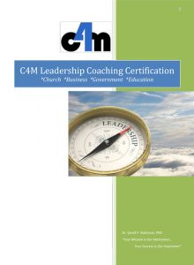 C4M Leadership Coaching Certification